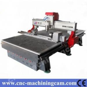 China 5.5KW spindle wood cnc machines ZK-1325MB(1300*2500*200mm) on sale