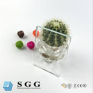 China Grade A high quality 3-12mm Ultra-white low iron float glass on sale