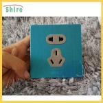 Película protectora de la chapa transparente azul durable para el aparato electrodoméstico