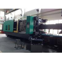 Three Color Alertor PET Injection Molding Machine 2200T 17.5Mpa Hydraulic Pressure