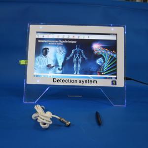 China Analizador estupendo de la salud del cuerpo de la lisina de Quantum de 39 informes ingleses con la pantalla táctil on sale