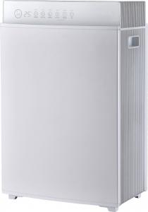China White Plastic / Metal Household Air Purifier With HEPA Efficient Filter , 28dB - 55dB Noise wholesale