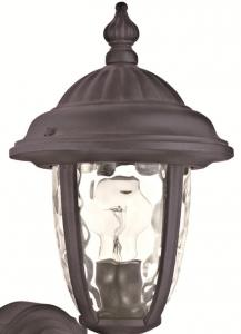 China Black Aluminum Glass Classic Chinese Lantern Motion Detector Outdoor Lights IP 65 Lamp on sale