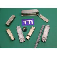 Zinc Alloy Precision Die Casting Parts For Auto Components / Electronic Enclosures