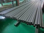 Superfície brilhante de aço inoxidável sem emenda de grande resistência dos tubos 316L