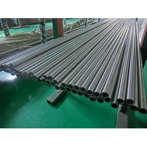 China High Strength Seamless Stainless Steel Tubes 316L Bright Surface on sale