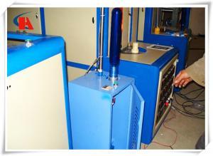 China 20 Liter Water Bottle Making Machine , PET Preform Blowing Machine Stretching Stroke 530mm on sale