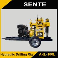 Your best choise AKL-100L bore well drilling machine price