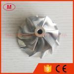 TD05H-18G TD05H 18G 50.39/68.01mm 6+6 blades reverse high performance turbo billet/milling compressor wheel