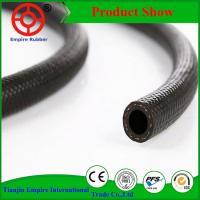 Black nitrile smooth fuel hose in competitive price cover high pressure