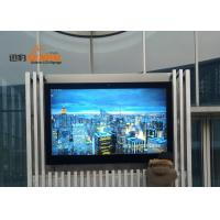 Commercial LCD Interactive Information Digital Signage With Inteligent Air Conditioner