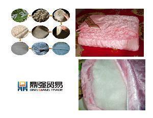 China Consolador/cubierta/edredón llenados seda on sale