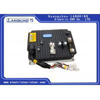 DC Motor 1568 Electric Car Motor Controller , Golf Cart Replacement Parts 36V/48V