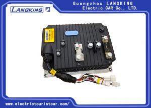 China DC Motor 1568 Electric Car Motor Controller , Golf Cart Replacement Parts 36V/48V on sale