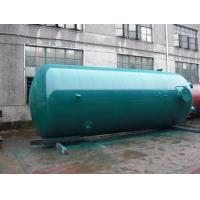 China Super insulation vertical air stainless steel pressure vessels on sale