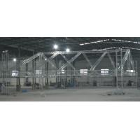 Silvery 6061-T6 Aluminum Stage Truss , Advertising Stage Lighting Truss Systems