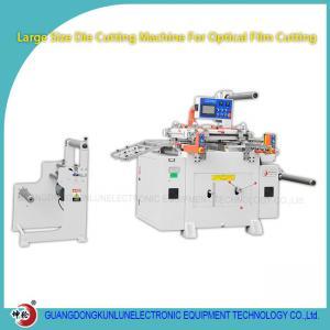 China Large Foam , Foil , Film Flat Roll Auto Die Cutter Automatic Die Cutting Machine on sale
