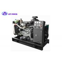 China Lovol 33kVA Open Stype Soundproof Diesel Generator for Out Door on sale