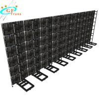 China The Led truss led display screen supports the truss goal post truss on sale