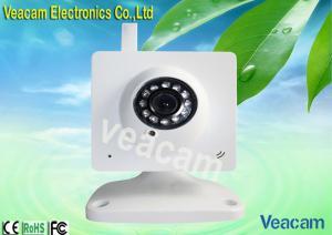 China Mini cámara IP externa inalámbrica con el iris fijo y 850nm LED infrarrojo on sale