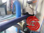 Doubles chaîne de production de tuyau de HDPE de mur/machine de fabrication tuyau de HDPE