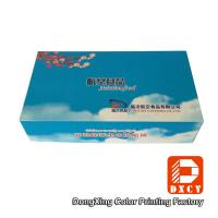 Airplane Meal Paper Food Boxes , Custom Printed Small Bento Paper Lunch Boxes