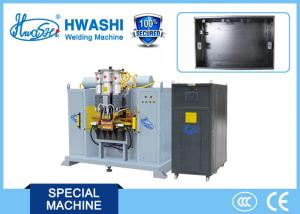 China Fully Digital Custom Capacitive Discharge Spot Welder For Bracket To Steel Cabinet on sale