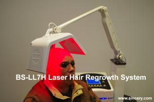 China 650nm red cold laser hair regrowth machine on sale