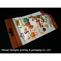 Small Size Food Bags / Snack Plastic Bags For Fruit Candy Bags Packaging