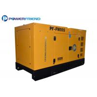 40KW 50KVA Fawde Diesel Power Generator with 4DX22-65D Engine