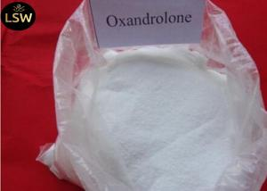China CAS 53-39-4 Bodybuilding Supplements Steroids , Raw Steroid Powders Oxandrolone / Anavar on sale