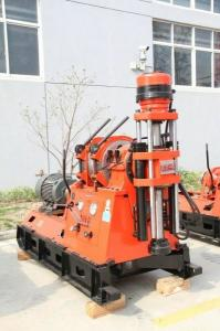 China Portable Core Drill Rig Hole Depth 1000m For Petroleum Natural Gas on sale