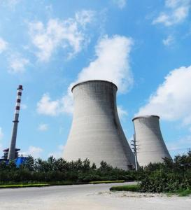 China Anti - Corrosive RTV Silicone Coatings For Coal Power Plant Chimneys Protection on sale