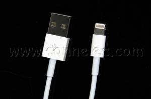 China Iphone 5S/5C/5 original USB cable, USB cable for Iphone 5S, USB cable for Iphone 5C on sale