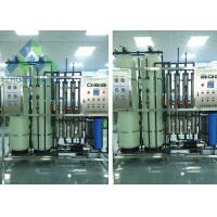 Modularity Design School Drinking Water Treatment Machine For Daily Consumption