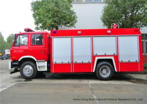 China Fire Fighting Vehicles For Emergency Fire Rescue , Fire Service Truck Dongfeng on sale