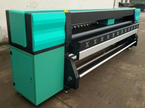 China 3.2m New Model Solvent Printer Outdoor Printing Machine with Konica512/Konica 512i Heads on sale