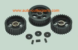 China Lectra Ix6 Cutter Parts Vibration Balancing Pulleys 703732 on sale
