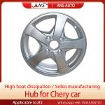 Heat Dissipation Forged Aluminum Car Alloy Wheel Rims For Chery A5
