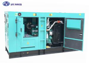 China 60hZ Super Silent Cummins Diesel Powered Generator , 69kVA Diesel Generator on sale