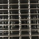Custom Stainless Steel Bar Grating For Subway / Driveway Foot Walking