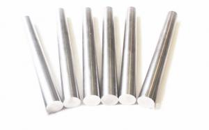 China Polished Tungsten Carbide Rod , Tungsten Round Bar Good Corrosion Resistance on sale