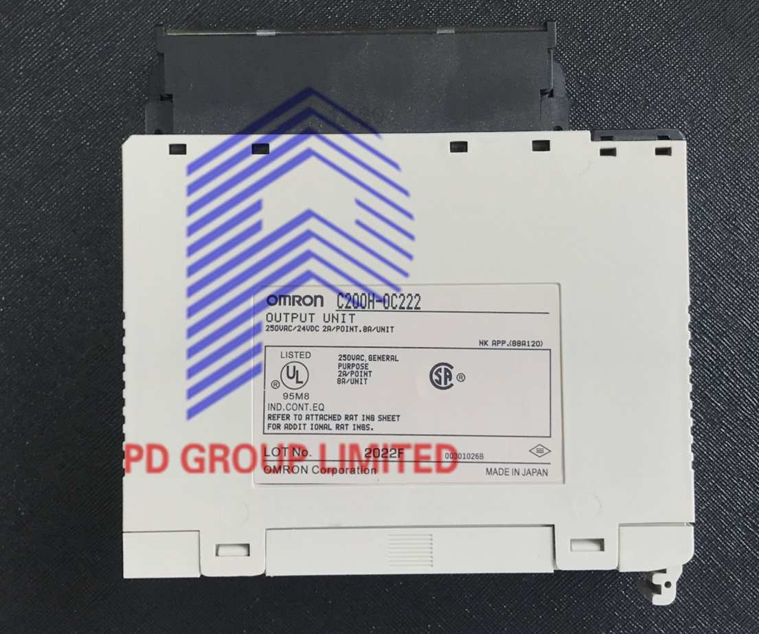 C200H-OC222 Output Unit OC222 /< Omron Model