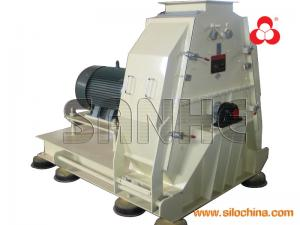 China Brand New grain grinding equipment / animal feed  hammer mill manufacture by china factory on sale