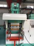 FIFO Rubber Damper Silicone Injection Molding Machine 200 Ton Force Rubber Buffer Injection Machine