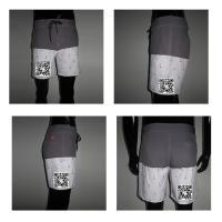 Custom Printed Fashion Mens Swim Shorts Style, Men Beach Surf Shorts