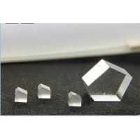 Big Size Fingers Optical Prism Widely Used For Fingerprint Reader
