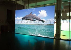 China Standard Size Stage LED Screen 1000cd/㎡ Brightness High Definition Display on sale