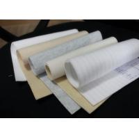China Air Filtration media high temperature fabric cloth Nomex needle filter fabric on sale