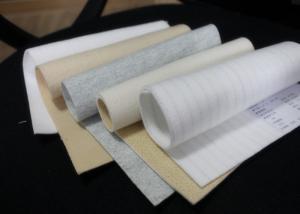 China ろ過媒体の高温生地の布のNomexの針フィルター生地を乾燥して下さい on sale